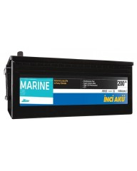 200 Amper Marine İnci Akü